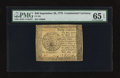 Colonial Notes:Continental Congress Issues, Continental Currency September 26, 1778 $40 PMG Gem Uncirculated 65EPQ.. ...
