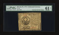 Colonial Notes:Continental Congress Issues, Continental Currency July 22, 1776 $30 PMG Uncirculated 61 EPQ.. ...