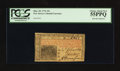 Colonial Notes:New Jersey, New Jersey March 25, 1776 15s John Hart Signed PCGS Choice AboutNew 55PPQ.. ...