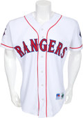 Baseball Collectibles:Uniforms, 1995 Ivan Rodriguez Game Worn Jersey....