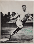 Autographs:Photos, 1951 Ty Cobb Signed Photograph....