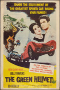 """Movie Posters:Sports, The Green Helmet (MGM, 1961). Poster (40"""" X 60""""). Sports.. ..."""