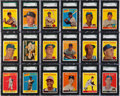 Baseball Cards:Sets, 1958 Topps Baseball Mid to High Grade Complete Set (494). ...