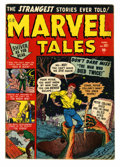 Golden Age (1938-1955):Horror, Marvel Tales #101 (Atlas, 1951) Condition: VG....