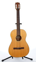 Musical Instruments:Acoustic Guitars, 1960s Gibson C1 Natural Acoustic Guitar # R-5190-24....