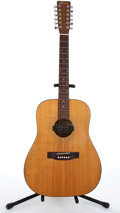 Musical Instruments:Acoustic Guitars, 1970s Norman B20 Natural 12-String Acoustic Guitar # B22934....