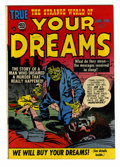 Golden Age (1938-1955):Science Fiction, Strange World of Your Dreams #4 (Prize, 1953) Condition: FN-....
