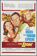 "Movie Posters:Drama, The Lion Lot (20th Century Fox, 1963). One Sheets (2) (27"" X 41"").Drama.. ... (Total: 2 Items)"