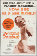 "Movie Posters:Sexploitation, Promises! Promises! (NTD, 1963). One Sheet (27"" X 41"").Sexploitation.. ..."