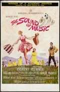 "Movie Posters:Academy Award Winners, The Sound of Music (20th Century Fox, 1965). One Sheet (27"" X 41"")Academy Award Style. Academy Award Winners.. ..."