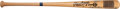 """Autographs:Bats, 1980's 500 Home Run Club Signed Bat with Mantle """"536"""" Notation...."""