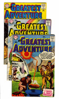 Silver Age (1956-1969):Adventure, My Greatest Adventure #23, 25, and 76 Group (DC, 1958-63).... (Total: 3 Comic Books)