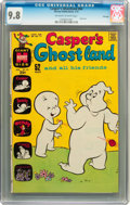 Bronze Age (1970-1979):Cartoon Character, Casper's Ghostland #64 File Copy (Harvey, 1972) CGC NM/MT 9.8Off-white to white pages....