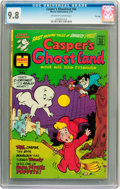 Bronze Age (1970-1979):Cartoon Character, Casper's Ghostland #84 File Copy (Harvey, 1975) CGC NM/MT 9.8Off-white to white pages....