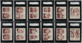 """Baseball Cards:Sets, 1941 Gum Inc. """"Double Play"""" Complete Set (66) - #2 on the SGC SetRegistry! ..."""