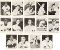 Autographs:Photos, 1964 New York Yankees Signed Picture Pack with Maris....