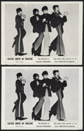 """Movie Posters:Animation, Yellow Submarine (United Artists, 1968). Locally Produced Paper Prints (2) (8"""" X 10""""). Animation.. ... (Total: 2 Items)"""