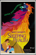 "Movie Posters:Animated, Sleeping Beauty (Buena Vista, R-1970). One Sheet (27"" X 41"") DS Style A. Animated.. ..."