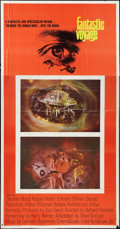 """Movie Posters:Science Fiction, Fantastic Voyage (20th Century Fox, 1966). Three Sheet (41"""" X 81"""").Science Fiction.. ..."""