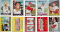 Baseball Cards:Lots, 1967 Topps Baseball Near Run #'s 514-609 (87 Different) - TheScarce High Numbers....