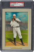 Baseball Cards:Singles (Pre-1930), 1910-11 T3 Turkey Red Cabinets Chief Bender #80 PSA EX+ 5.5. ...
