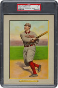 Baseball Cards:Singles (Pre-1930), 1910-11 T3 Turkey Red Cabinets Roger Bresnahan #4 PSA EX+ 5.5 -Pop 1 With Only One Higher! ...
