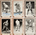 Hockey Cards:Lots, 1964-67 Beehive Hockey Photos Collection (12) With Scare Howe andHull. ...