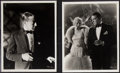"""Movie Posters:Crime, Slightly Scarlet (Paramount, 1930). Photos (8) (8"""" X 10""""). Crime.. ... (Total: 8 Items)"""