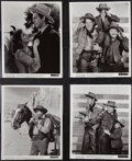 """Movie Posters:Western, The Texas Rangers (Paramount, 1936). Photos (10) (8"""" X 10"""").Western.. ... (Total: 10 Items)"""