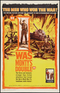 "Movie Posters:War , I Was Monty's Double (NTA, 1959). One Sheet (26"" X 40.5""). War....."