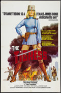 "Movie Posters:Exploitation, Ilsa the Tigress of Siberia (New World, 1977). One Sheet (27"" X41"") and Photos (4) (8"" x 10""). Alternate title --The Tigr...(Total: 5 Items)"