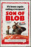 """Movie Posters:Horror, Beware! The Blob Lot (Jack Harris Enterprises, 1972). One Sheets (2) (27"""" X 41""""). Also known as Son of Blob. Horror.. ... (Total: 2 Items)"""