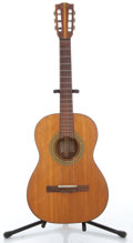 Musical Instruments:Acoustic Guitars, 1964 Gibson C1 Natural Acoustic Guitar # 354802....