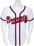 Autographs:Jerseys, 1980's 500 Home Run Club Signed Jersey....