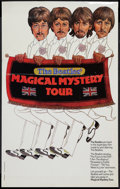 "Movie Posters:Rock and Roll, Magical Mystery Tour (New Line, R-1974). Special Poster (11"" X17.5""). Rock and Roll.. ..."