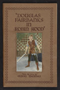 """Movie Posters:Swashbuckler, Robin Hood (Douglas Fairbanks Picture Corporation, 1922). Story of the Film Program (Multiple Pages) (5.25"""" X 8""""). Swashbuck..."""