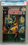 Bronze Age (1970-1979):Horror, House of Secrets #96 Savannah pedigree (DC, 1972) CGC NM+ 9.6Off-white to white pages....