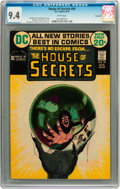 Bronze Age (1970-1979):Horror, House of Secrets #99 Savannah pedigree (DC, 1972) CGC NM 9.4 Whitepages....