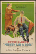 """Movie Posters:Drama, Mighty Lak' a Rose (First National, 1923). One Sheet (27"""" X 41""""). Drama.. ..."""