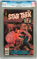 Bronze Age (1970-1979):Science Fiction, Star Trek #58 (Gold Key, 1978) CGC NM 9.4 White pages....