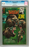 Bronze Age (1970-1979):Horror, Twilight Zone #33 (Gold Key, 1970) CGC NM/MT 9.8 Off-white to whitepages....