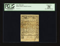 Colonial Notes:Rhode Island, Rhode Island May 1786 2s 6d PCGS Apparent About New 50.. ...