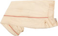 Baseball Collectibles:Uniforms, Late 1940's Ted Williams Game Worn Boston Red Sox Pants....