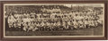 Baseball Collectibles:Photos, 1930 Old Timers' Day Panoramic Photograph with Cobb, Young, ManyMore....