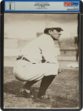 Baseball Collectibles:Photos, 1909 John McGraw Photograph by Conlon....