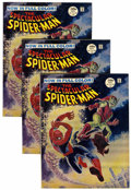 Magazines:Superhero, Spectacular Spider-Man #2 Multiple Copies Group (Marvel, 1968)Condition: Average VF.... (Total: 10 Comic Books)