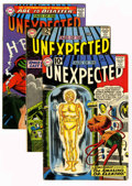 Silver Age (1956-1969):Horror, Tales of the Unexpected Group (DC, 1961-67) Condition: AverageVG+.... (Total: 21 Comic Books)