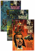 Silver Age (1956-1969):Horror, Twilight Zone File Copies Group (Gold Key, 1966-70) Condition:Average NM.... (Total: 13 Comic Books)