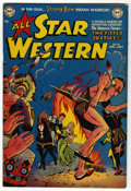 Golden Age (1938-1955):Western, All Star Western #58 (DC, 1951) Condition: FN-....