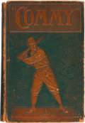Autographs:Others, 1919 Charles Comiskey Signed Limited Edition Book....